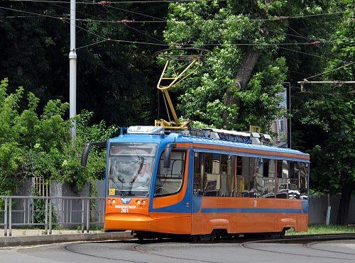 «На трамвае по старому Краснодару» - анонс от МУП КТТУ