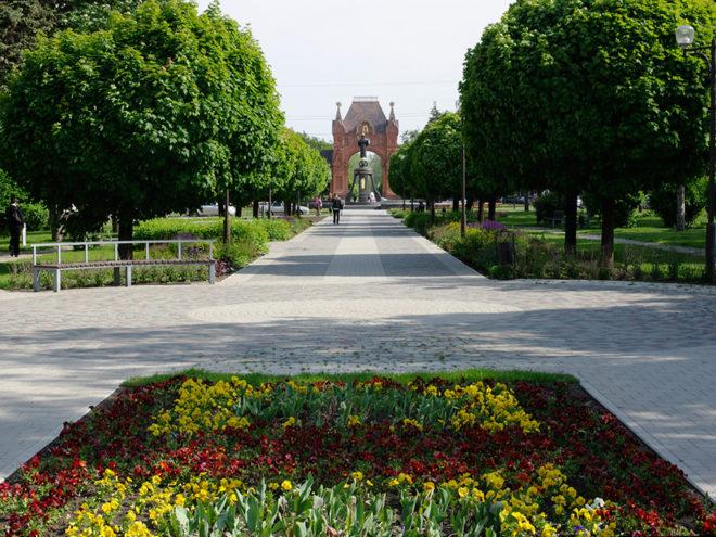 Однодневные туры в Краснодар