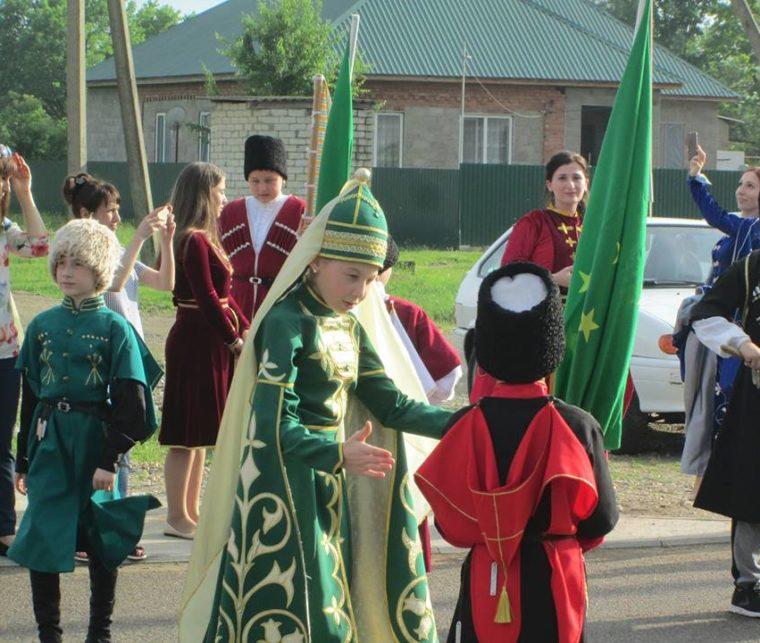 Левобережная Кубань: культура, история и быт адыгов