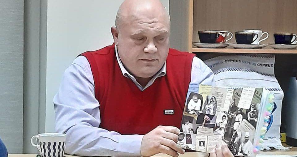 Творческая встреча с А. В. Фаниевым