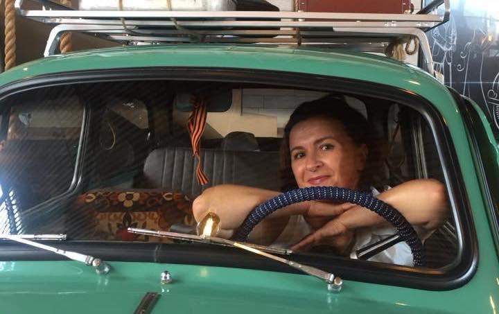 Отзыв Галины Рогочей о музее ретро-автомобилей