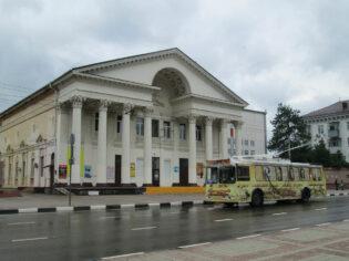 12 экскурсия на троллейбусе
