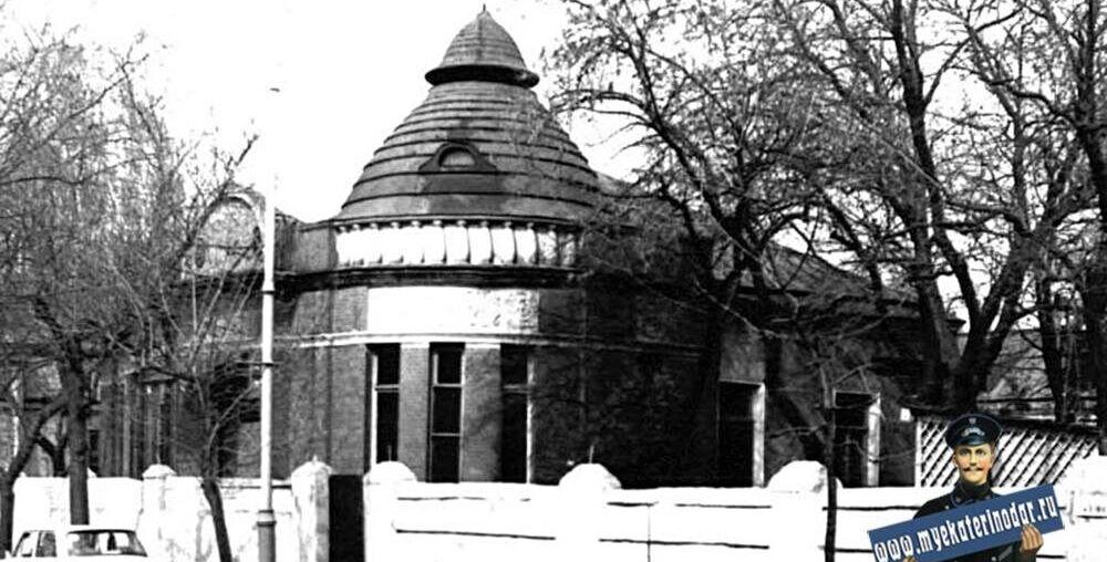 Дом Христофора Ивановича Фотиади