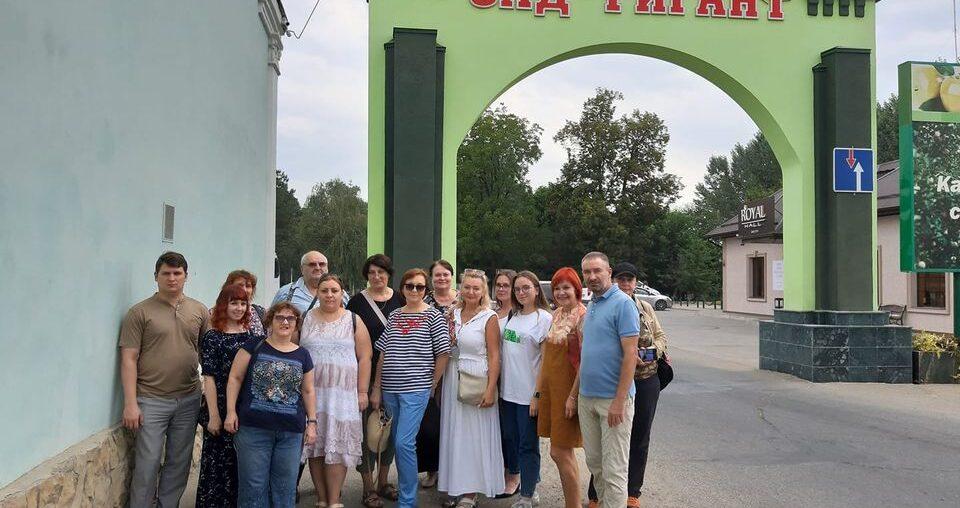 Таня Чурбанова о тестовой экскурсии в Славянск-на-Кубани