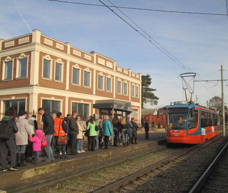 Трамвайная экскурсия