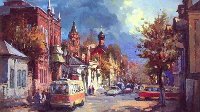 Экскурсия «Объекты культурного наследия Краснодара»