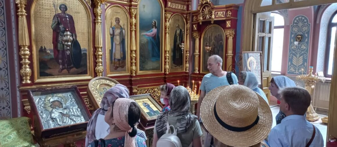 Свято-Георгиевский храм. 150 лет православной истории Екатеринодара-Краснодара