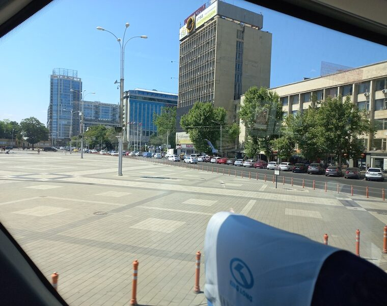Большая обзорная автобусная экскурсия по Краснодару